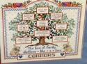 Dimensions Family Tree Cross Stitch Kit