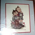 Max and Moritz Hummel Cross Stitch Kit NEW