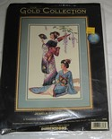 Dimensions Gold Jewels of The Orient Counted Cross Stitch