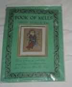 Book of Kells Cross Stitch Kit NEW