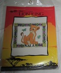 "Disney's The Lion King ""Nala Portrait"" Counted Cross Stitch Kit"