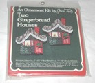 Two Ornament Kits Yours Truly Gingerbread Reindeer SEALED