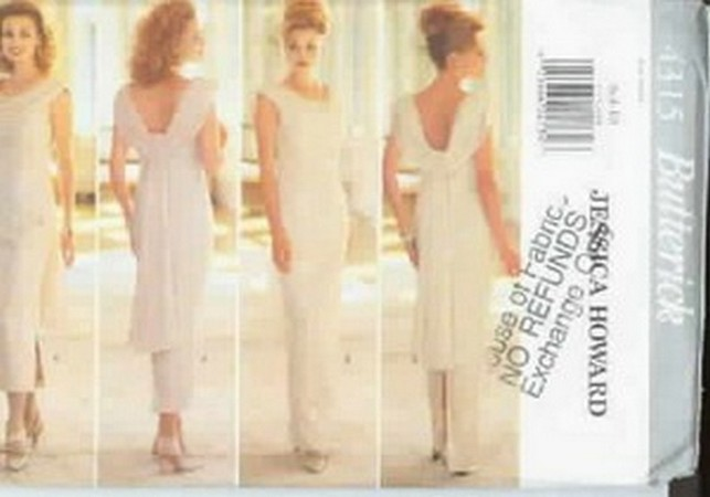Butterick 4315 Jessica Howard Sewing Pattern UNCUT - Click Image to Close