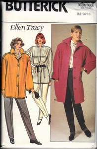 Butterick 3480 Ellen Tracy Separates Pattern UNCUT