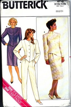 Butterick 4110 Easy Separates Pattern UNCUT