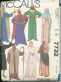 McCall's 7732 Pattern Jesus, Disciple, Angel