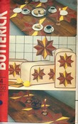 Butterick 214 Kitchen Accessories Pattern UNCUT