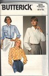 Butterick 3345 Classic Look Blouse Pattern UNCUT