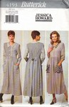 Butterick 4193 Jessica Howard Dress Pattern UNCUT