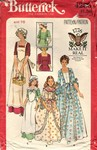 Butterick 4260 Dolly Madison Costume Pattern