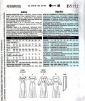 Butterick 5052 F5 Retro' 48 Robe Pattern UNCUT