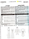 Butterick B5405 1930s Costume Pattern NEW