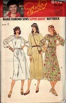 Butterick 6119 Size C Marie Osmond Dress Pattern UNCUT