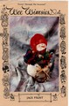 Jack Frost Snowman Doll Pattern - New