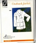 L J. Designs Outback Jacket 798 Pattern Uncut