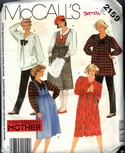 McCalls 2159 Maternity Wardrobe Pattern UNCUT
