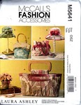 McCalls 5641 Laura Ashley Accessories Pattern UNCUT