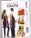 McCalls 6415 Halloween Accesories Sewing Pattern UNCUT