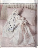 McCall's 6608 Heavenly Accents Doll Pattern UNCUT