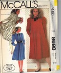 McCalls 8698 Laura Ashley Dress Pattern UNCUT