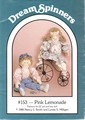 Dreamspinners #153 Pink Lemonade Doll Pattern New and Uncut
