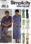 Simplicity 5769 Size FF Design Your Own Separates Pattern UNCUT