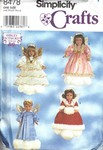 Simplicity 8478 Doll Clothes Pattern 18 Inch UNCUT