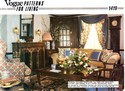 Vogue 1419 Window Treatment Pattern UNCUT