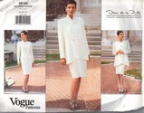 Vogue 1636 Oscar de la Renta Wardrobe Pattern 18-20-22 NEW