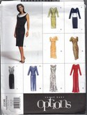 Vogue 2238 Sheath Cocktail Dress Pattern UNCUT