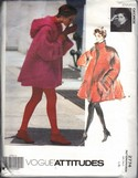 Vogue 2774 Jennifer George Coat Pattern UNCUT