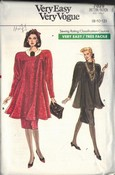 Vogue 7029 Maternity Tunic Skirt Pattern UNCUT